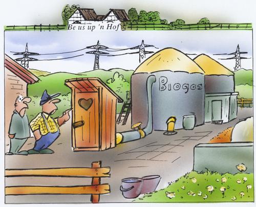 Pengertian Manfaat dan Komposisi Biogas