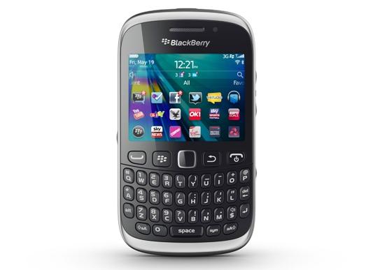 BlackBerry Curve 9320 BB Armstrong Harga Spesifikasi