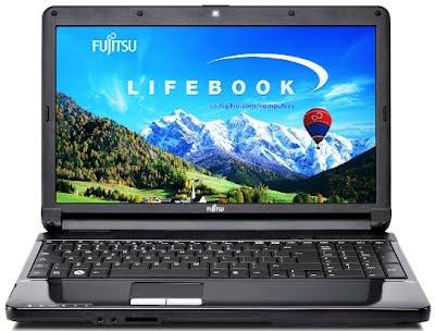 Harga Notebook FUJITSU LifeBook Terbaru Januari 2013