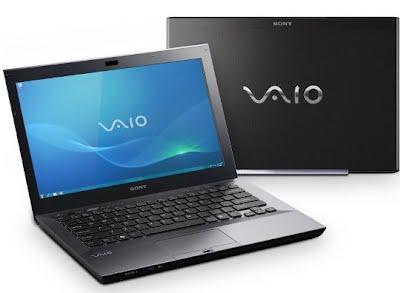 Harga Notebook SONY Vaio Terbaru Januari 2013