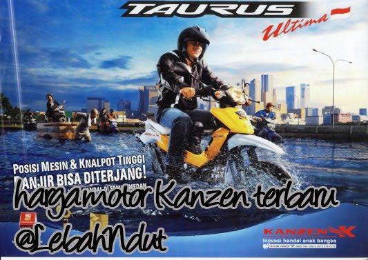 Daftar Harga Motor Kanzen Terbaru Desember 2012 Terkini Terlengkap