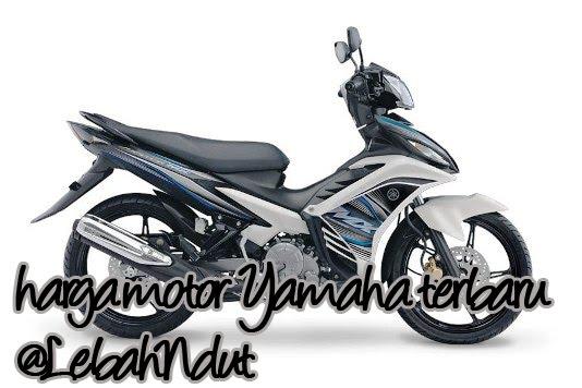 Daftar Harga Motor Yamaha Baru Bekas Desember 2012 Terlengkap
