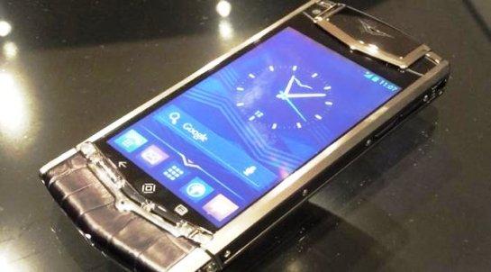 Harga dan Spesifikasi Ponsel Vertu Ti Berbahan Titanium
