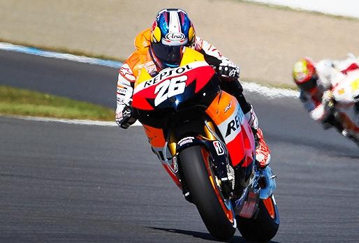Hasil FP2 MotoGP Motegi Jepang 2012