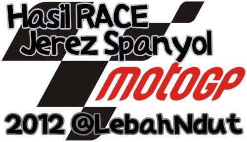 Hasil Podium Race motoGP Jerez Spanyol 2012 moto2 moto3