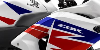Tampilan Baru Honda CBR 250R Tricolor