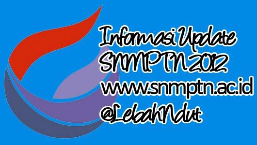 Tata Cara Pendaftaran Online SNMPTN 2012 Jalur Ujian Tertulis