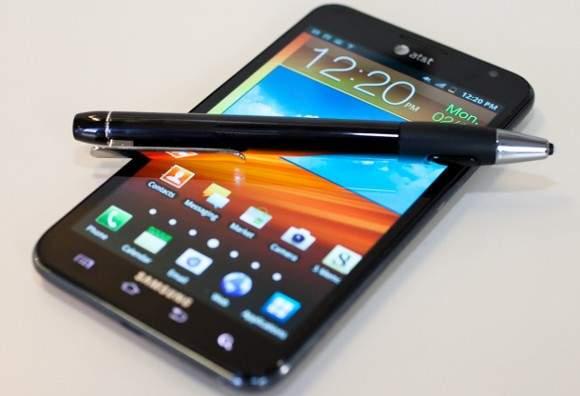 Harga dan Spesifikasi Samsung Galaxy Note 2