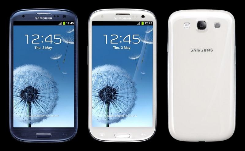 Harga Samsung Galaxy S III dan Spesifikasi Samsung Galaxy S3