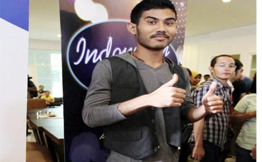 Video Dion Begadang Indonesian Idol 18 Mei 2012 YouTube