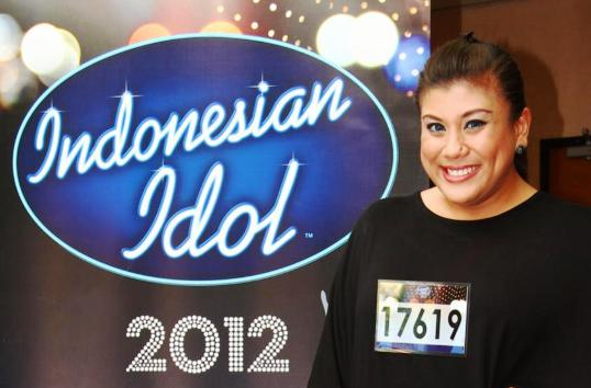 Video Regina Cinta Indonesian Idol 18 Mei 2012 YouTube