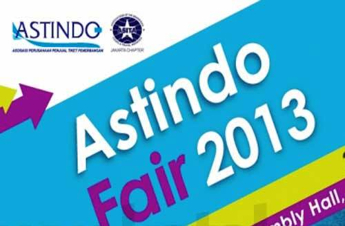 Astindo Fair 2013 Assembly Hall Jakarta Convention Center