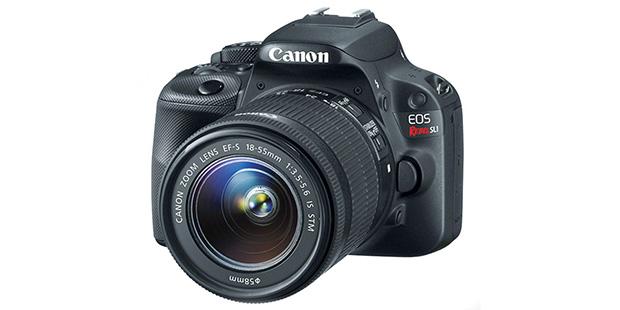 Harga Kamera Canon DSLR Rebel SL1 dan Spesifikasi