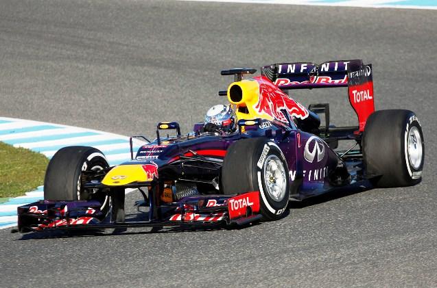 Hasil Kualifikasi F1 Sepang Malaysia 2013