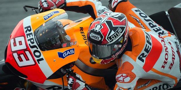 Kabar Terbaru Marc Marquez MotoGP 2013