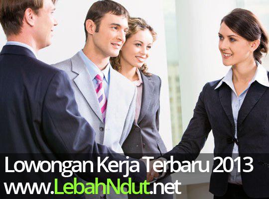 Lowongan Kerja Gresik April 2013 Terbaru