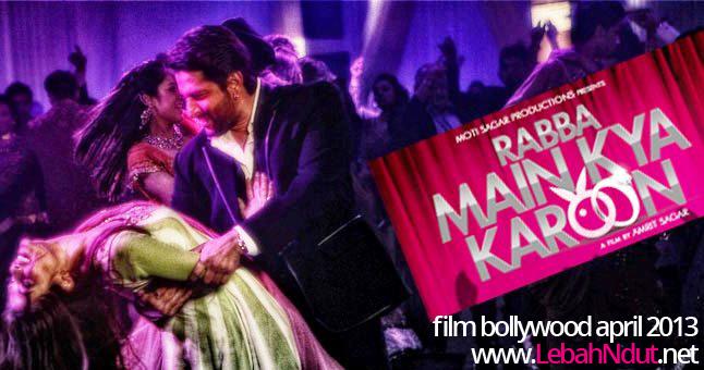 Daftar Judul Film India Bollywood Terbaru April 2013
