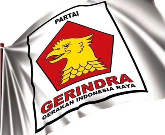 Daftar Nama Caleg Partai Gerindra 2014