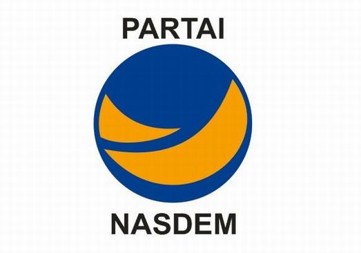 Daftar Nama Caleg Partai NasDem Pemilu Legislatif 2014