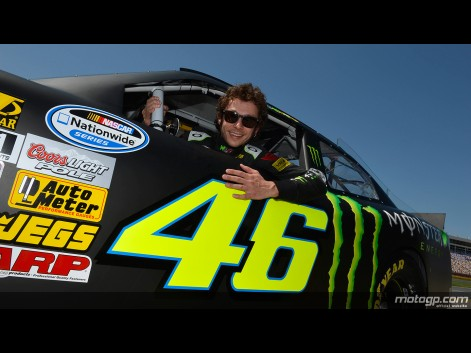 Foto The Doctor Charlotte Motor Speedway Nascar Test