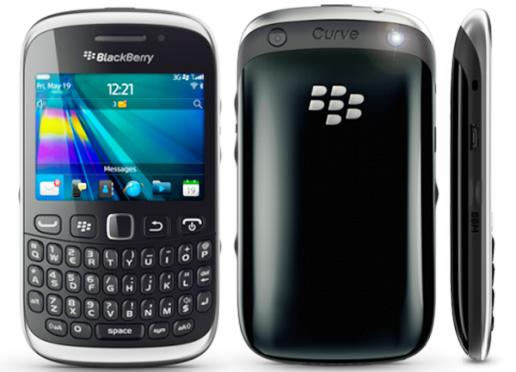 Harga BlackBerry Curve 9320 dan Spesifikasi