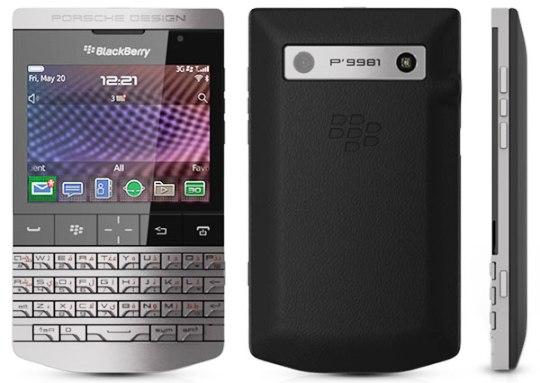 Harga BlackBerry Porsche Design P9981 dan Spesifikasi