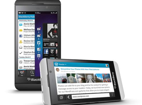 Harga BlackBerry Z10 dan Spesifikasi BB Z10