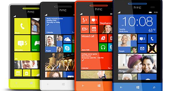 Harga HTC Windows Phone 8S dan Spesifikasi