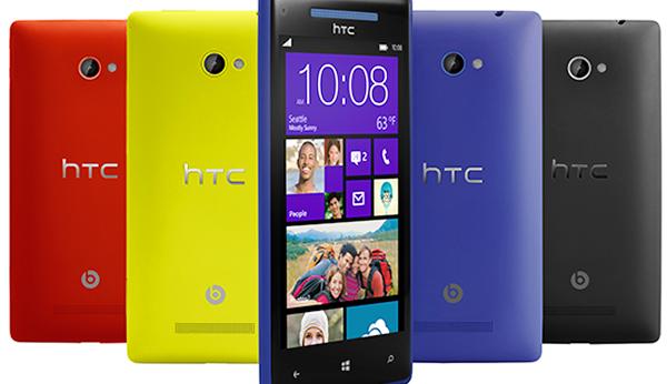 Harga HTC Windows Phone 8X dan Spesifikasi Lengkap