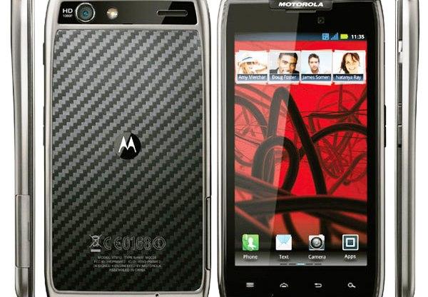 Harga Motorola RAZR MAX dan Spesifikasi