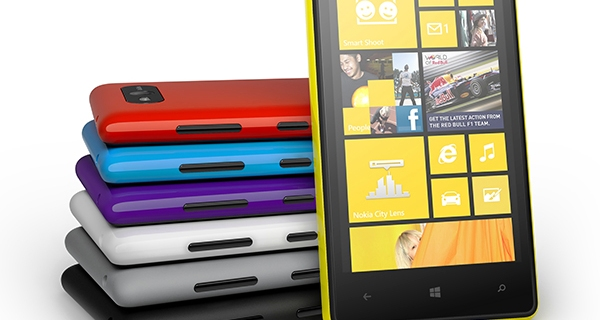 Harga Nokia Lumia 820 dan Spesifikasi Lengkap