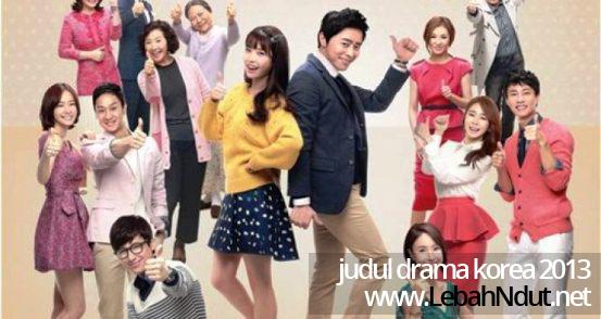 Judul Film Drama Korea 2013 Terbaru