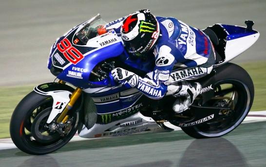 Lorenzo Juara MotoGP Qatar 2013
