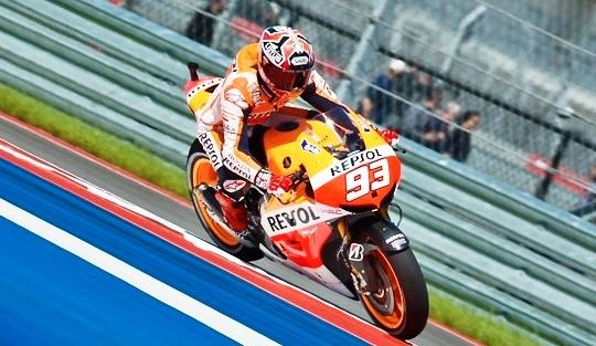 Marquez Pole Position Hasil Kualifikasi MotoGP Austin 2013