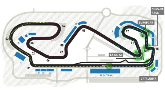 Jadwal F1 Catalunya Spanyol 2013 KompasTV