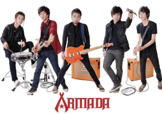 Jadwal Konser Armada Band Mei 2013 Terbaru