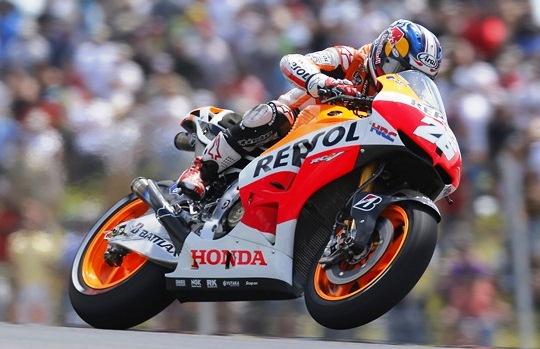 Pedrosa Juara Race MotoGP Jerez 2013