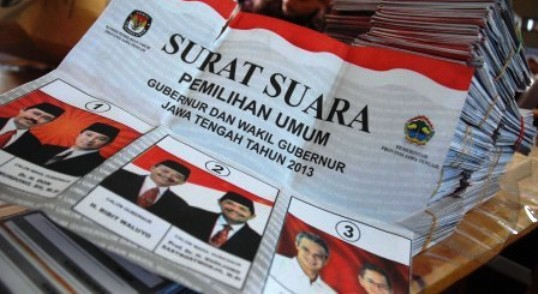 Profil Calon Gubernur Pemilukada Pilgub Jateng 2013