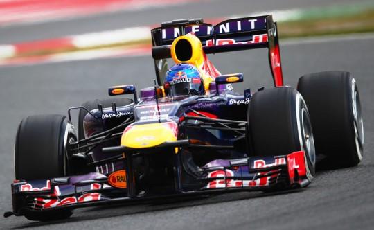 Sebastian Vettel Juara Race F1 Canada 2013
