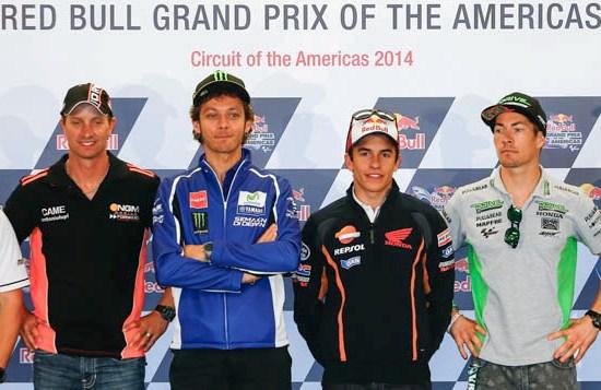 Jadwal dan Prediksi MotoGP Austin Amerika 2014