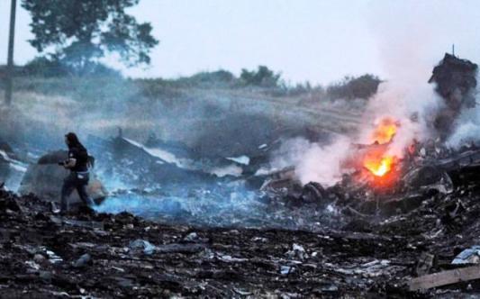 100 Jenazah Ditemukan di Dekat Lokasi Jatuhnya Malaysia Airlines MH17