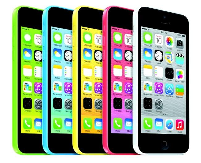 Harga Apple iPhone 5C 16GB Baru dan Bekas