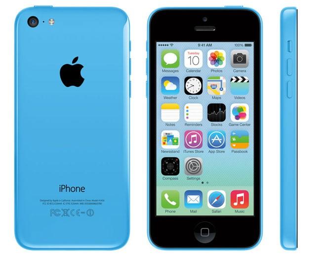 Harga Apple iPhone 5C 32GB Baru dan Bekas