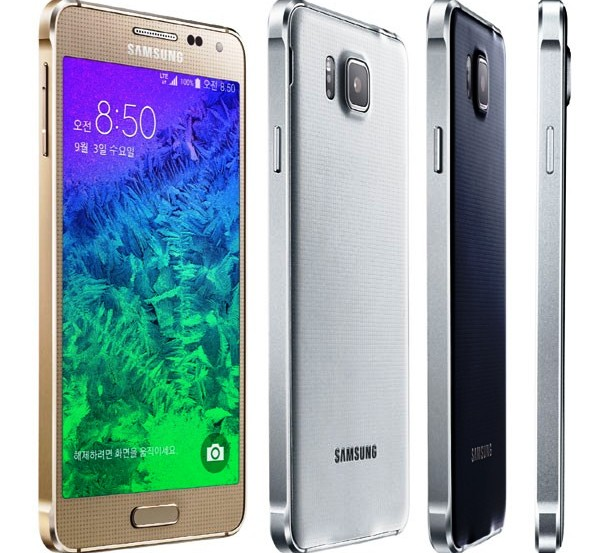 Harga Samsung Galaxy Alpha Baru dan Bekas
