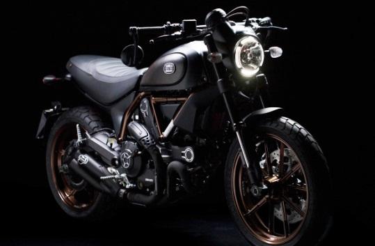 Ducati Scrambler Edisi Terbatas Harga Spesifikasi Gambar