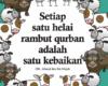 Kumpulan Caption Gambar Meme DP BBM Kata Ucapan Idul Adha 2017 Selamat Hari Raya Qurban 1438 H