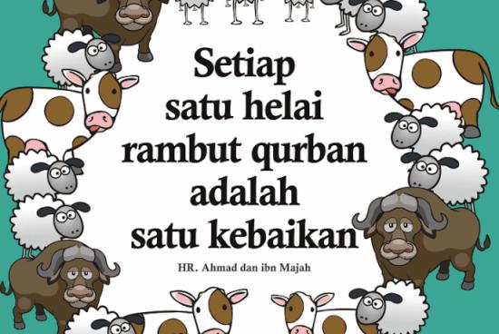 Kumpulan Caption Gambar Meme DP BBM Kata Ucapan Idul Adha Selamat Hari Raya Qurban
