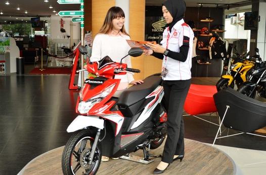 Harga dan Spesifikasi Honda Beat ESP Terbaru