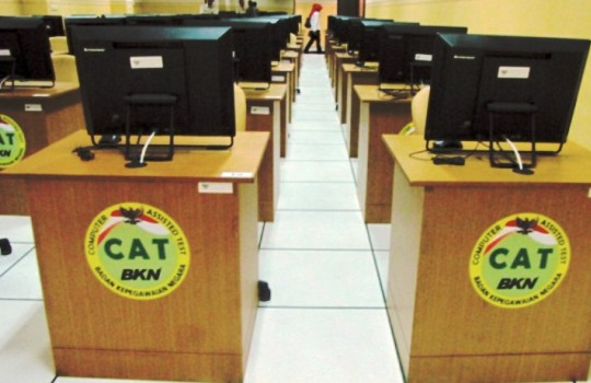 Pendaftaran Penerimaan CPNS Badan Kepegawaian Negara 2017 Online sscn bkn go id