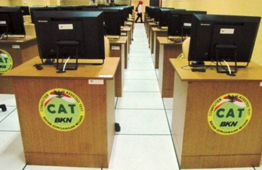Pendaftaran Penerimaan CPNS Kementerian Pertahanan 2017 Online sscn bkn go id